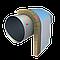 Фольгований технічний мат ламельний Izovat 40 (Ізоват) 50 мм, фото 4