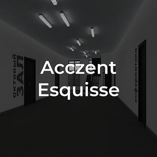 Acczent Esquisse