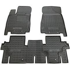 Поліуретанові (автогум) килимки в салон  Infiniti JX/QX60 2012-/Інфинити