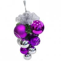 Новогоднее украшение Гроздь винограда Angel Gifts