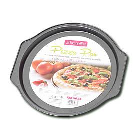 Форма для запекания пиццы Kamille 35*33.5*2.5см KM-6015