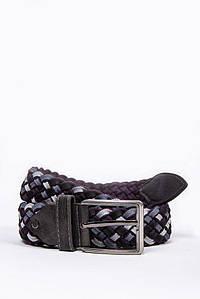 Ремінь унісекс 167RW001 колір Фіолетово-сірий