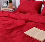 Комплект постельного белья однотонный Бязь GOLD 100% хлопок Черного цвета, фото 9