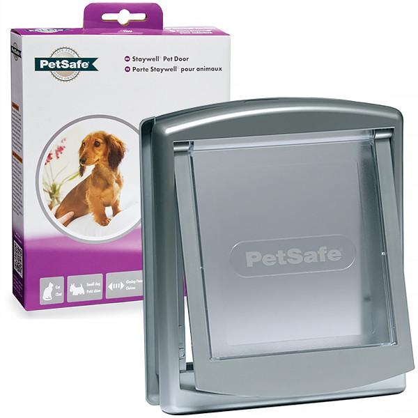 PetSafe Staywell Original ПЕТСЕЙФ СТЕЙВЕЛ ОРИГІНАЛ - дверцята для котів і собак маленьких порід, до 7 кг