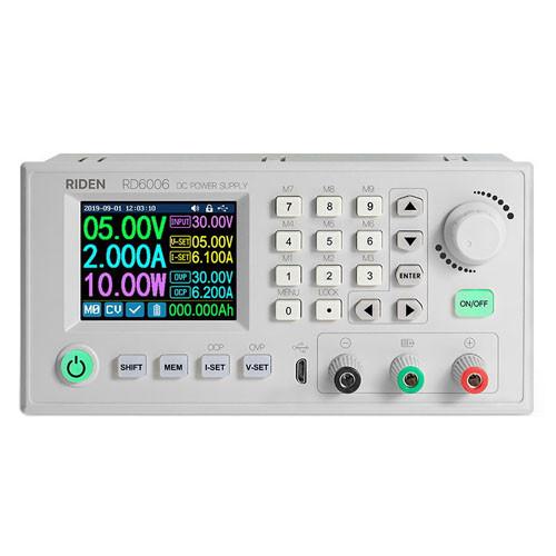 Источник блок питания RD6006 программируемый 0-60В 6А