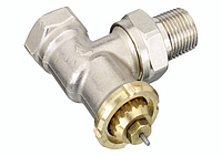 Клапан для термоголовки угловой 1\2 Danfoss FJVR (RTL)