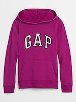 Женская толстовка худи GAP фиолетовая кофта с капюшоном