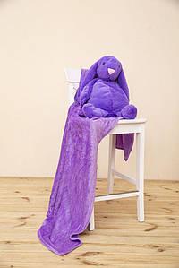 Игрушка-плед 154R102 цвет Фиолетовый