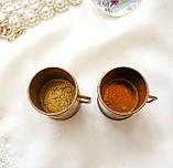 Стара бронзова чашечка, підставка під зубочистки, солонка, бронза,, Німеччина, фото 4