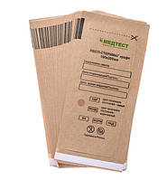Крафт-пакеты для стерилизации Медтест ПБСП (100x200) УПАКОВКА 100 шт