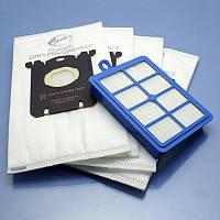 Фільтр і мішки для пилососа Philips FC8924