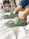 """Жіночі Босоніжки Chanel """"Dad"""" sandals, фото 2"""