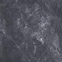 595x595 Керамогранит пол Space Stone Спейс Стоун чёрный глянец, фото 1