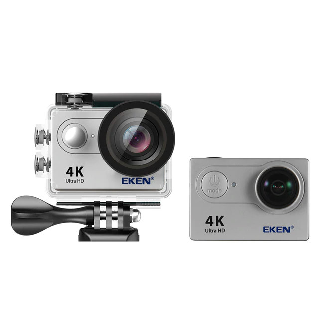 Екшн камера EKEN H9 4K silver