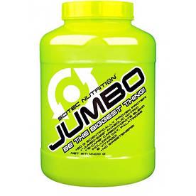 Гейнер Scitec Jumbo, 4.4 кг Ваниль