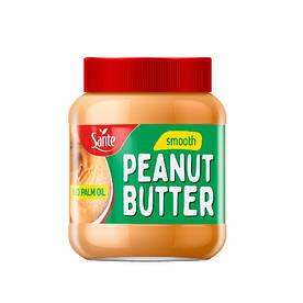 Заменитель питания Sante Peanut butter, 350 грамм (Smooth) - стекло