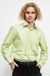 Рубашка 113RPass19 цвет Салатовый