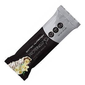 Батончик Scitec Proteinissimo Prime, 50 грам Шоколад ваніль