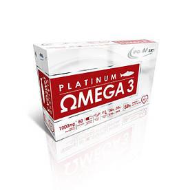 Жирные кислоты Ironmaxx Omega 3, 60 капсул