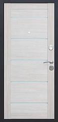 Двері Сицилія Муар Модрина беж (Леона) 75мм
