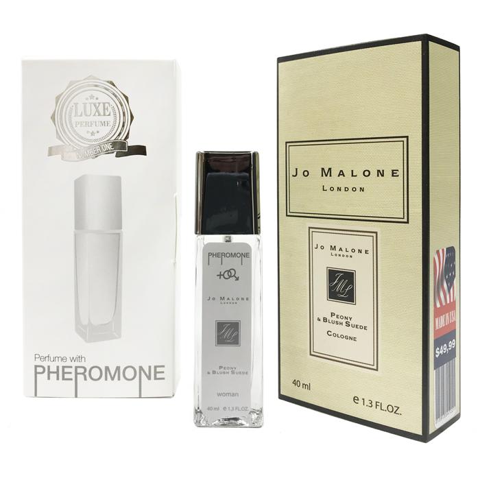 Pheromone Formula Jo Malone Peony & Blush Suede женский 40 мл