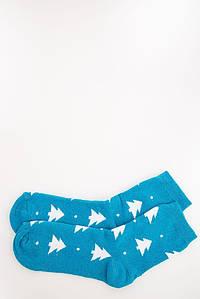 Носки женские 131R719-2 цвет Голубой
