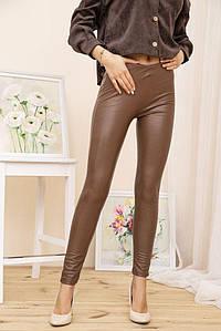 Лосіни жіночі 164R431 колір Темно-коричневий