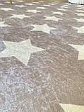 """Бесплатная доставка! Ковер в детскую """"Звезды на сером"""" 100х160см., фото 5"""