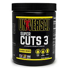 Спалювач жиру Універсальний SUPER CUTS 3 132 таблетки