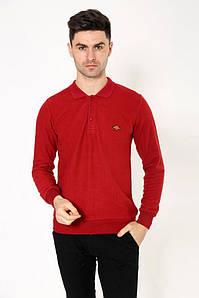 Джемпер чоловічий 116R032 колір Червоний 1109788904