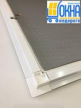 Москітні сітки на металопластикові вікна, фото 2