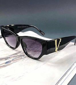 Женские солнцезащитные очки Версаче реплика Разные цвета