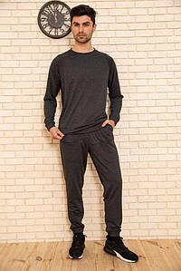 Спорт костюм мужской 102R175 цвет Грифельный 1404094265 S