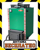 Белорусский шахтный котел Холмова Зубр МИНИ - 10 кВт. Сталь 5 мм!, фото 1