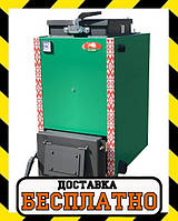 Білоруський шахтний котел Холмова Зубр МІНІ - 15 кВт. Сталь 5 мм!, фото 1