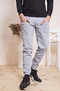 Спортивные штаны 102R143-1 цвет Серый