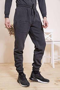Спортивные штаны 102R143-1 цвет Грифельный