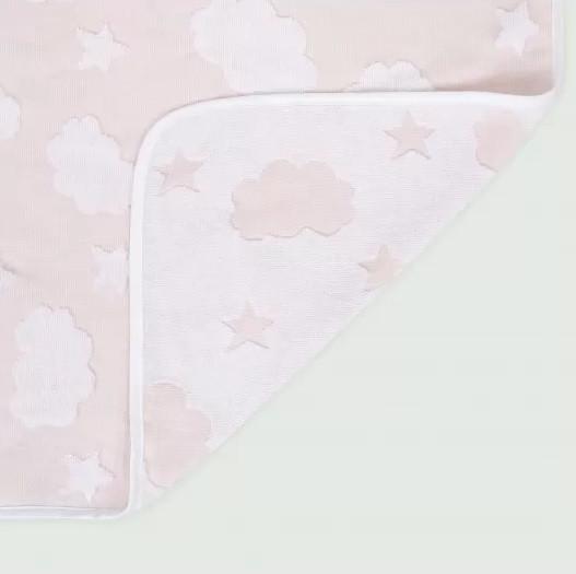 Рушник дитяче Irya - New Cloud pudra 70*120 пудра