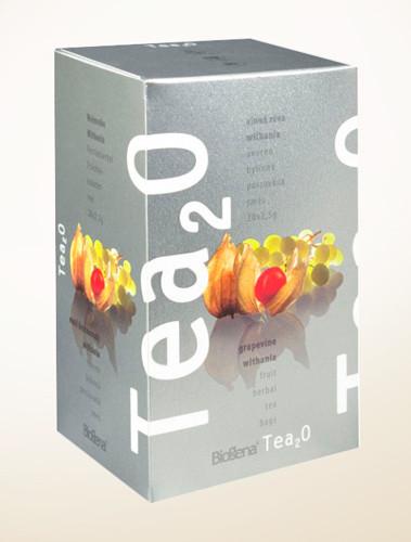Чай T2O Tea Winegrape-Withania (Виноград и витания) 50 гр