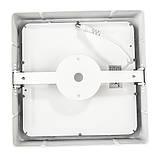 Led светильник накладной 12Вт 4000К квадратный IP20, фото 3