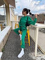 Жіночий спортивний костюм стильний, фото 1