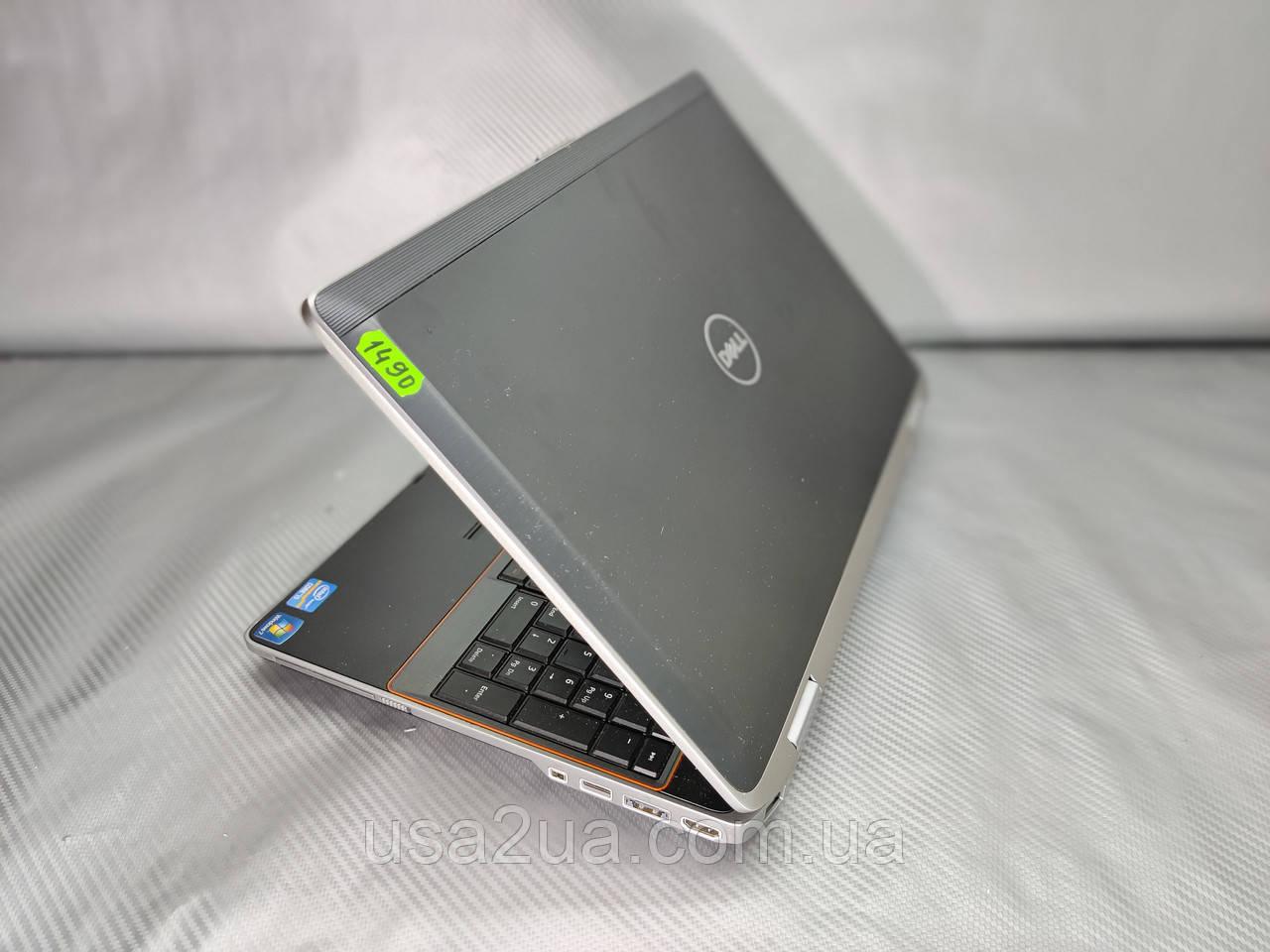 "Ноутбук Dell Latitude E6520 Core I5 2Gen 4Gb 500Gb 15.6"" Кредит Гарантія Доставка"