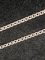 Золотая цепочка Б/У на шею 585 пробы, плетение бисмарк , вес 6,56 г, фото 4