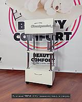 Візок MINI 3.0 з висувним ящиком зверху і знизу 👇🏻 TM BEAUTYCOMFORT