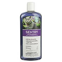 Sentry PurrScriptions Coconut Berry Shampoo Сентро ПУРРСКРІПШНС КОКОС шампунь від бліх і кліщів для котів