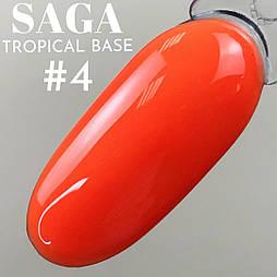 База каучуковая Tropical от Saga Professional 04