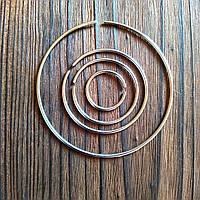 Кольца основа для макраме и ловцов снов 1 х 45 мм