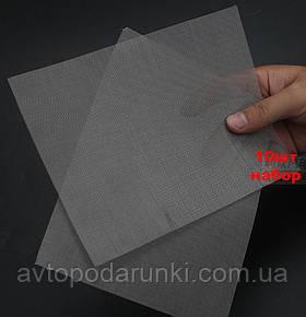 Сетка для пайки пластика - 10 штук, 15*20см