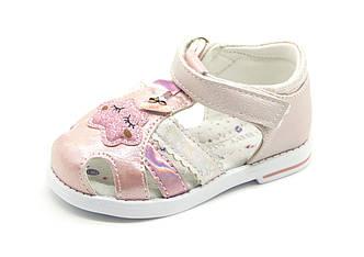 Босоножки для девочек Розовый Размер: 24