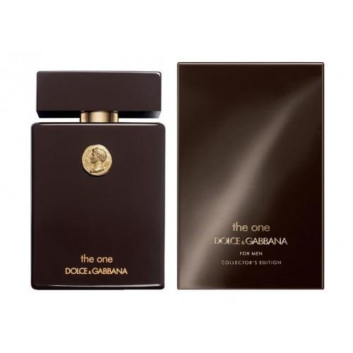 Мужская туалетная вода Dolce & Gabbana One for Men Collector`s Editions( Колекторс Эдишн) 100 мл